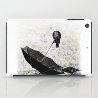 Pigeons iPad Case