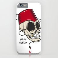 iPhone & iPod Case featuring Long Live The Sultan by Berkay Daglar