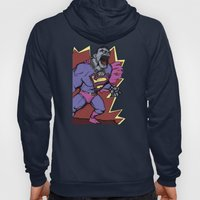 Bizarro Superman! Hoody