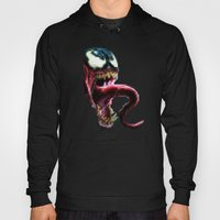 Venom : Pixel Head Hoody