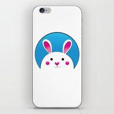 Chubby Bunny iPhone & iPod Skin