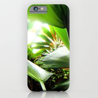 iPhone & iPod Case featuring Jungle Light by ArtistsWorks