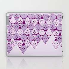 Diamond Faces Laptop & iPad Skin