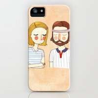 iPhone 5s & iPhone 5 Cases featuring Secretly In Love by Nan Lawson