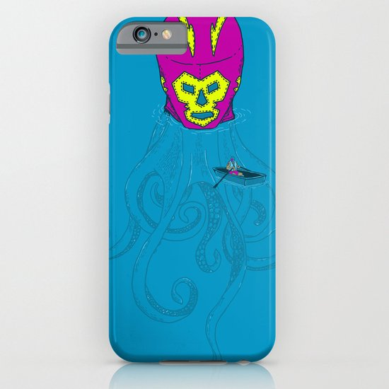 Trolling for a fight iPhone & iPod Case