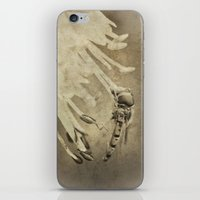 An Old Hoverfly iPhone & iPod Skin