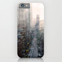iPhone & iPod Case featuring Lower East Side by Bryan Kelley