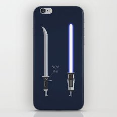 Show Off II iPhone & iPod Skin