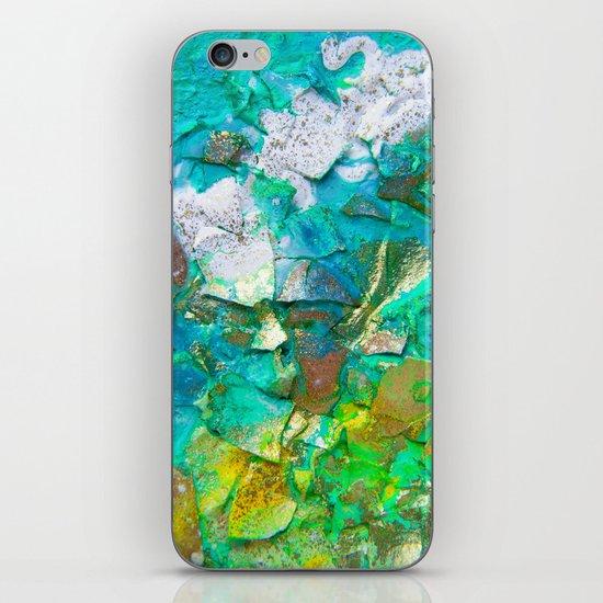 ARREE VERDI iPhone & iPod Skin