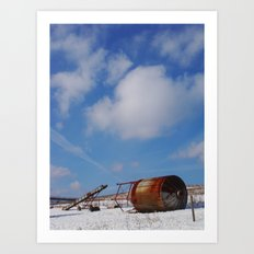January air Art Print