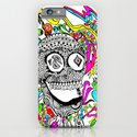 The Candy Skull iPhone & iPod Case