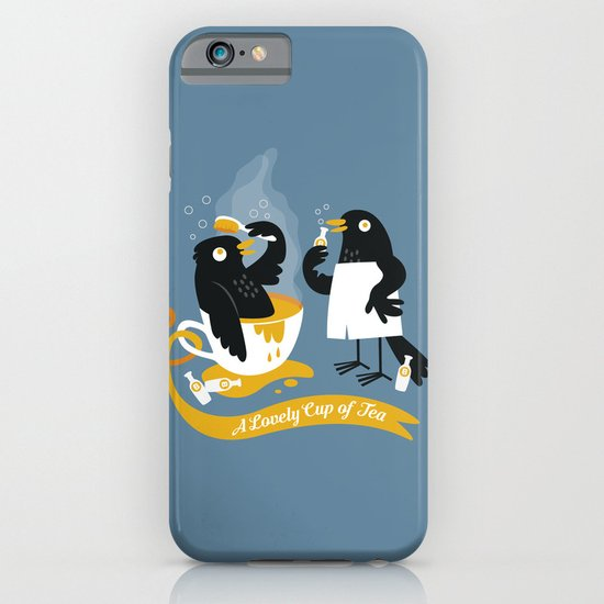 A Lovely Cup of Tea iPhone & iPod Case