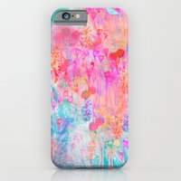 iPhone & iPod Case featuring Floral Blush by Nikkistrange