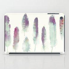 Feathers // Birds of Prey iPad Case
