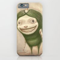 iPhone & iPod Case featuring Smile No Matter What by Miggy Borja