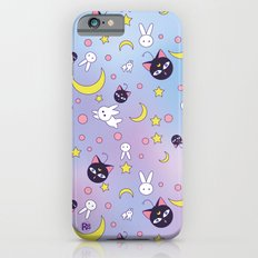Chibiusa's Pattern iPhone 6 Slim Case