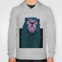 Lion Bust Hoody