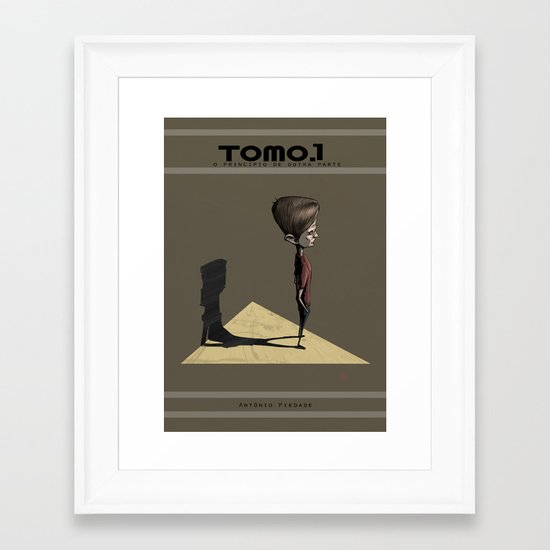 Tomo.1 Framed Art Print