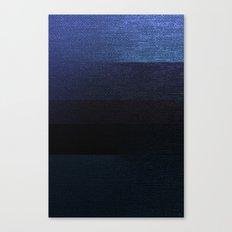 Erosion Canvas Print