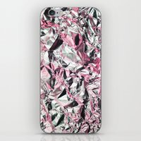 FOILED {PINK} iPhone & iPod Skin