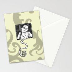 The Prisoner Stationery Cards