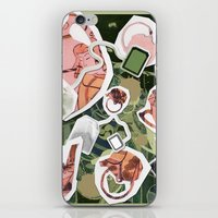Tea iPhone & iPod Skin