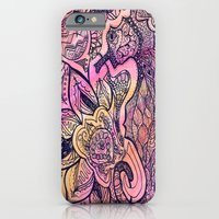Seaflower iPhone 6 Slim Case