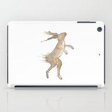 Skipping Hare iPad Case
