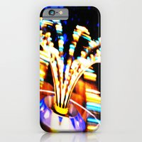 iPhone & iPod Case featuring Carnival 4 by CosmosDesignz