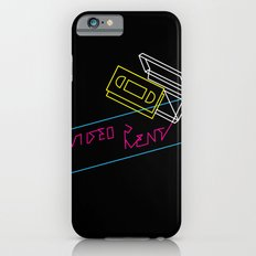 Video Is For Rent iPhone 6s Slim Case