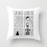 Cozy Throw Pillow