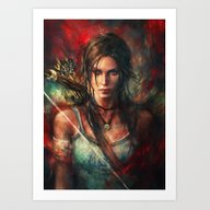 Art Print featuring Rebirth by Alice X. Zhang