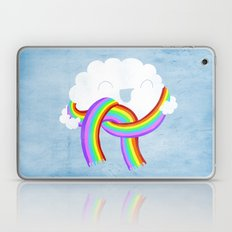 Mr clouds new scarf Laptop & iPad Skin