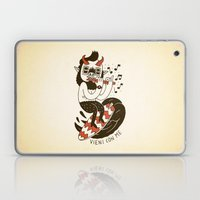 Vieni con Me Laptop & iPad Skin