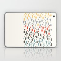 Rainbow Drops Laptop & iPad Skin