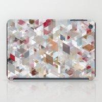Chameleonic Panelscape J… iPad Case