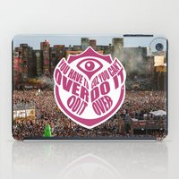 TomorrowWorld 2013 - Ove… iPad Case