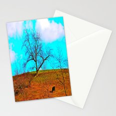 One Black Cow Stationery Cards
