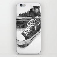 Get Chucked iPhone & iPod Skin