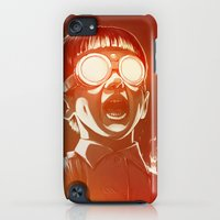 iPhone Cases featuring FIREEE! by Dr. Lukas Brezak