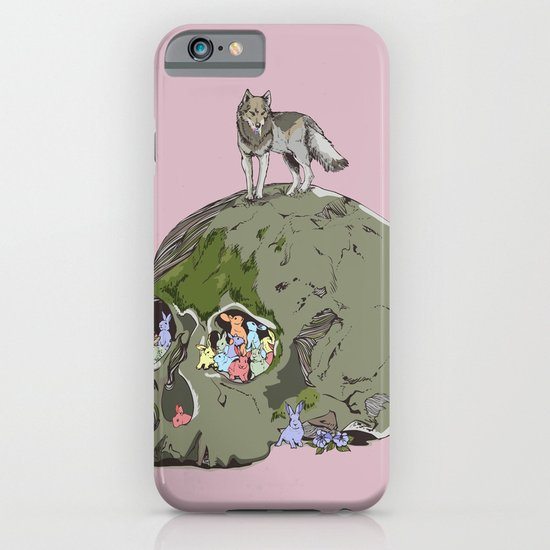Hunt iPhone & iPod Case