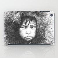 Inuit Boy iPad Case