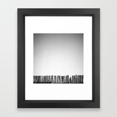 stay // film // Framed Art Print