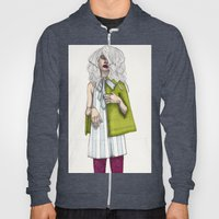 Fashion Illustration - Patterns and Prints - Part 2 Hoody