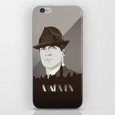 The Mad iPhone & iPod Skin