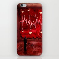 Lovestory iPhone & iPod Skin