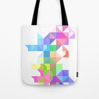 Color Love Tote Bag