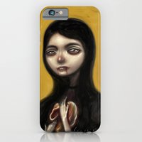 iPhone & iPod Case featuring A Hunger That Will Not Go Away by Miggy Borja