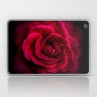 Texture Of A Rose Laptop & iPad Skin