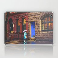 Laptop & iPad Skin featuring New York City Rainy Afte… by Vivienne Gucwa
